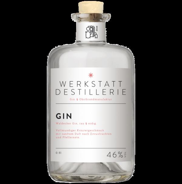 Waldeck, Gin, Werkstatt Destillerie, Destillerie, Hessen, Wacholder