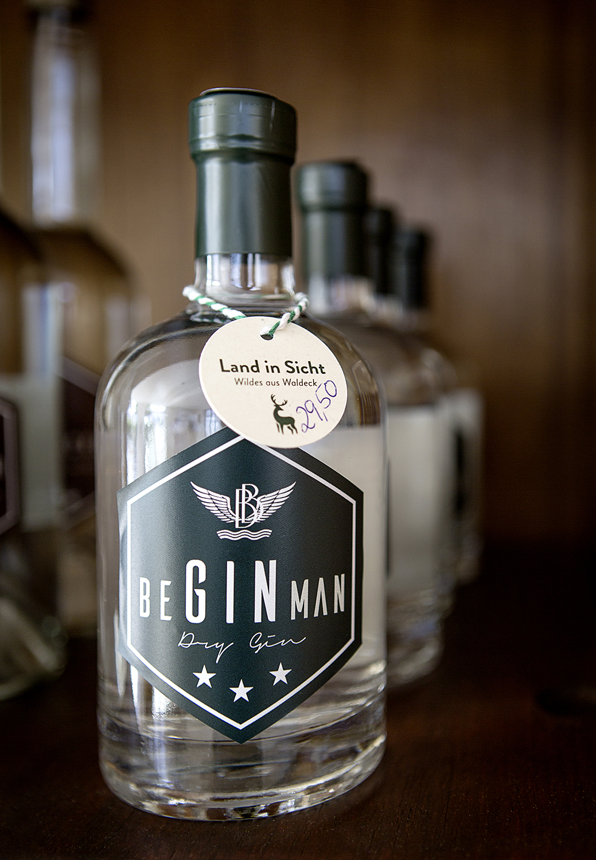 Beginman, Gin, Begeman, Gutshof Brennerei, gutshof-brennerei-begatal.de
