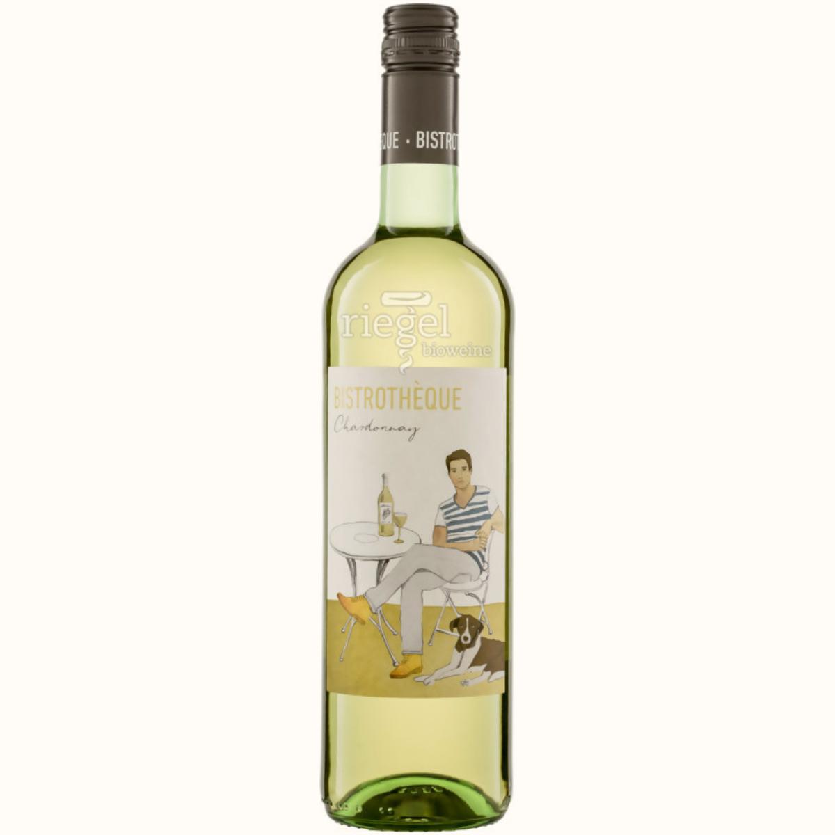 Bistrotheque Chardonnay, Biowein, Riegel Biowein, Wein kaufen