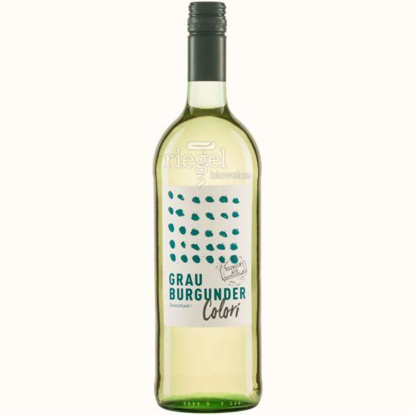 Colori Grauburgunder, Biowein, Riegel Biowein, Wein kaufen