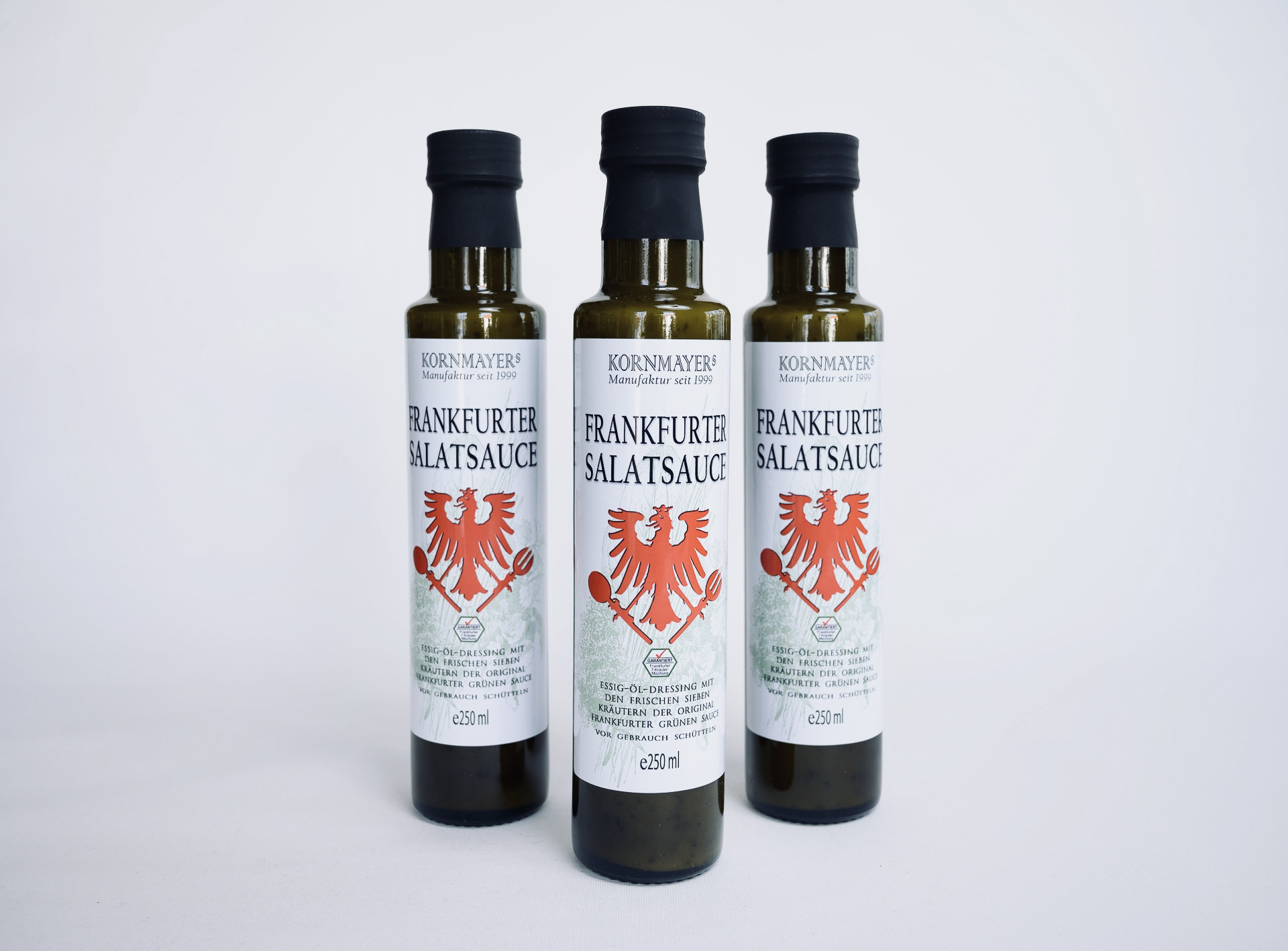 Salatsoße, Frankfurt, Frankfurter Salatsoße, Hessische Spezialitäten