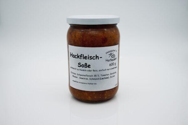 Nudelsoße, Soße, Bolognese, Holzbaecher, Holzbächers Hofladen, holzbachhof.de