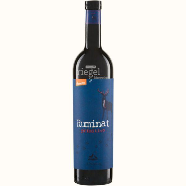 Ruminat Primitivo, Biowein, Riegel Biowein, Wein kaufen