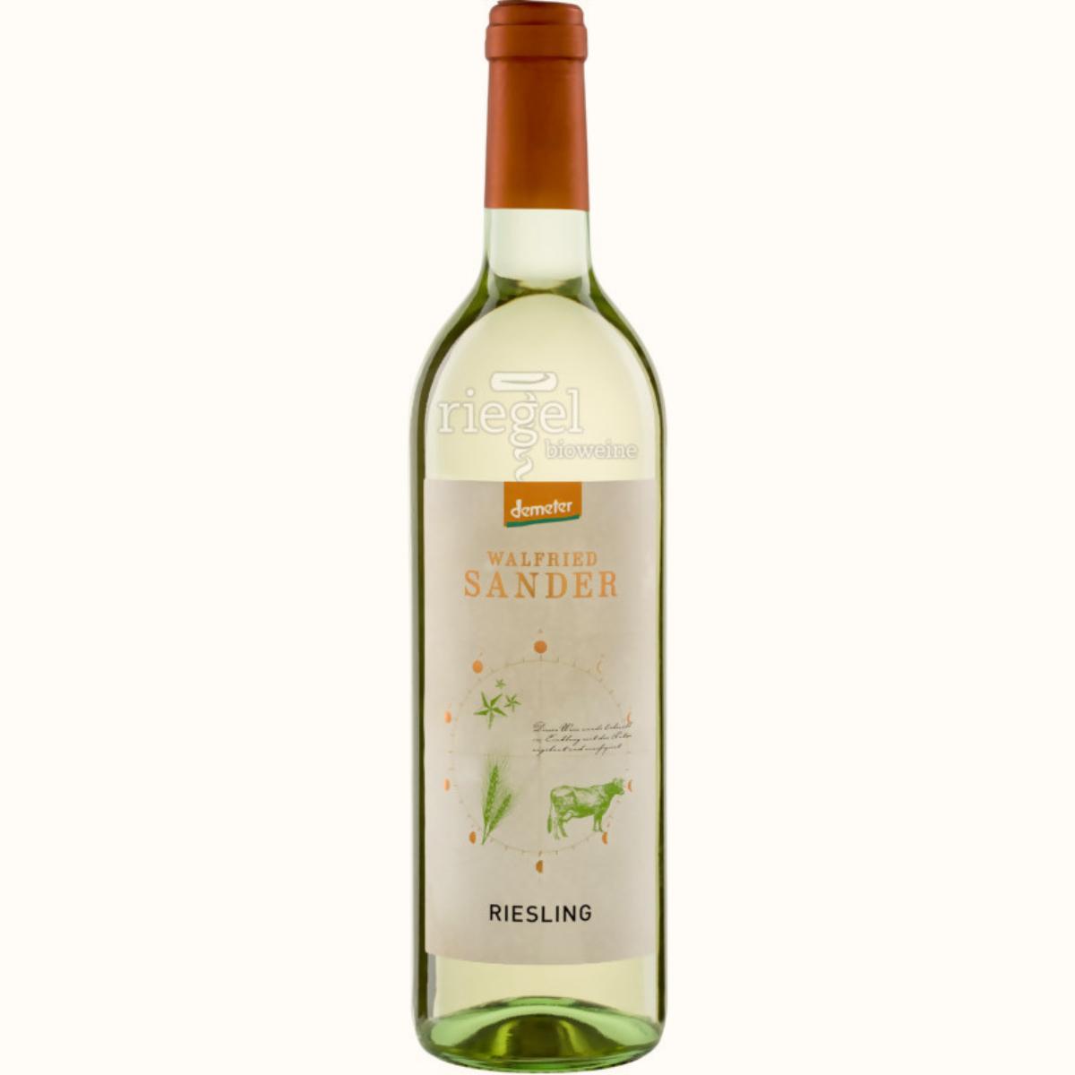 Sander Riesling, Biowein, Riegel Biowein, Wein kaufen