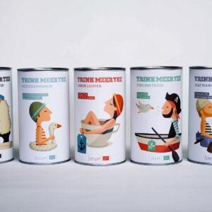 Tee, Schwarzer Tee, Grüner Tee, Früchtetee, Kräutertee, Assam, Darjeeling, Trink Meer Tee, trinkmeertee.de