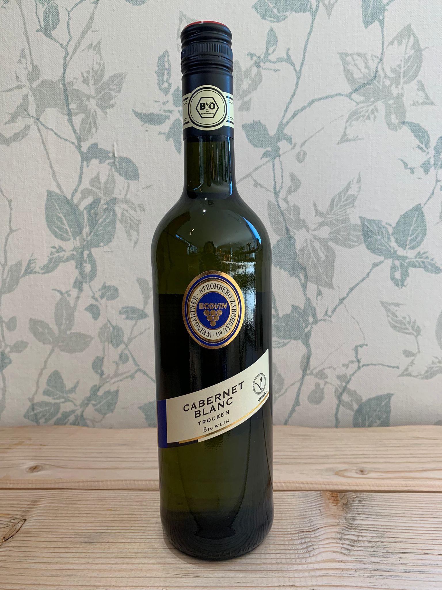 2019 Cabernet Blanc trocken BIOWEIN
